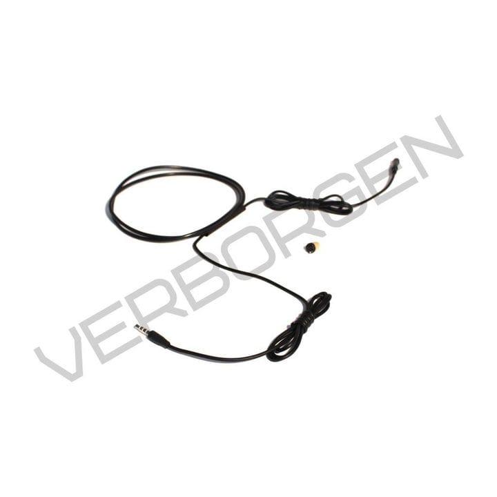 Микронаушник капсульный Bluetooth Verborgen B-1в  с выводным микрофоном