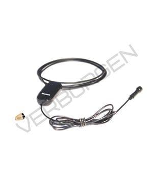 Микронаушник капсульный Bluetooth Verborgen B-3в с выводным микрофоном